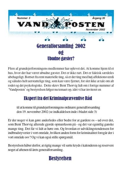 Vandposten 2002 nr. 3