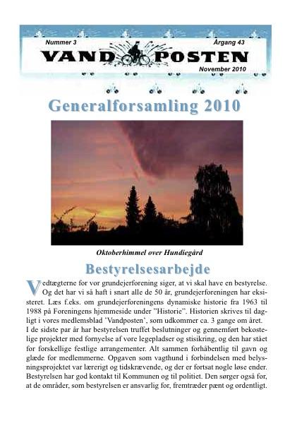 Vandposten 2010 nr. 3