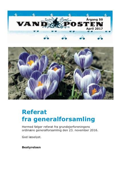 Vandposten 2017 nr. 1